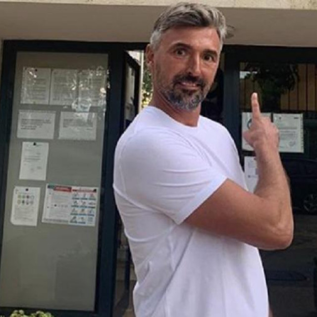 Goran Ivanišević na Firulama