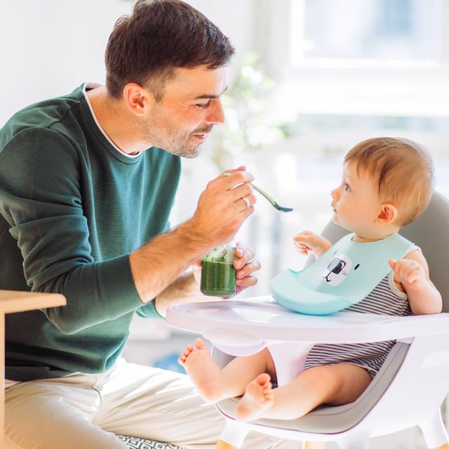 Nije poželjno dijete navikavati na slanu hranu