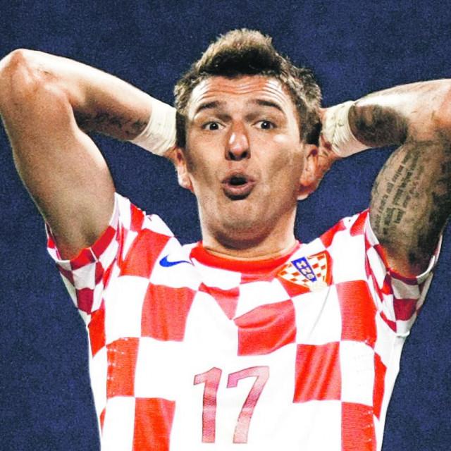 Mario Mandžukić nema baš previše vremena...