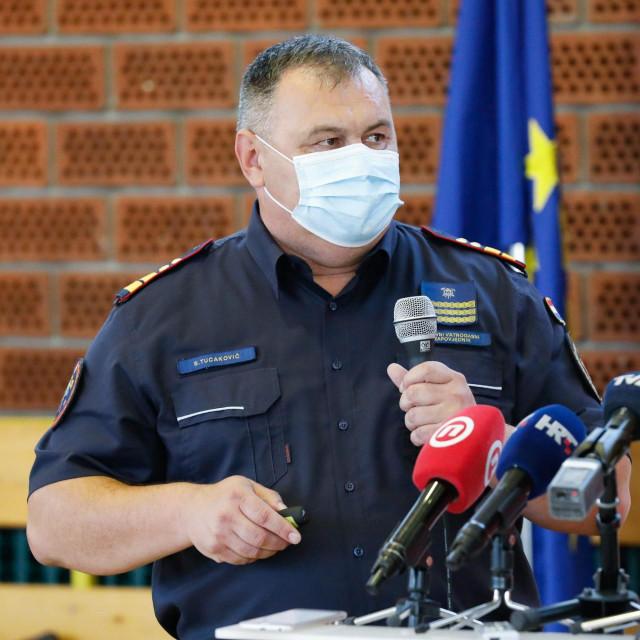 Glavni vatrogasni zapovjednik Republike HrvatskeSlavko Tucaković
