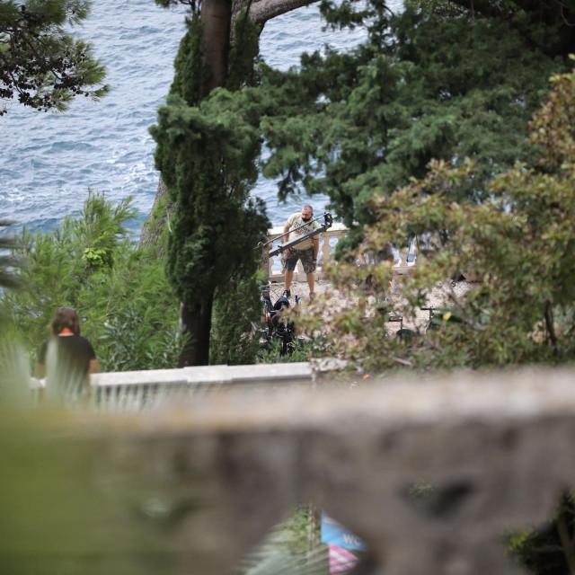 """Snimanje filma """"The Unbearable Weight of Massive Talent"""" u Dubrovniku"""