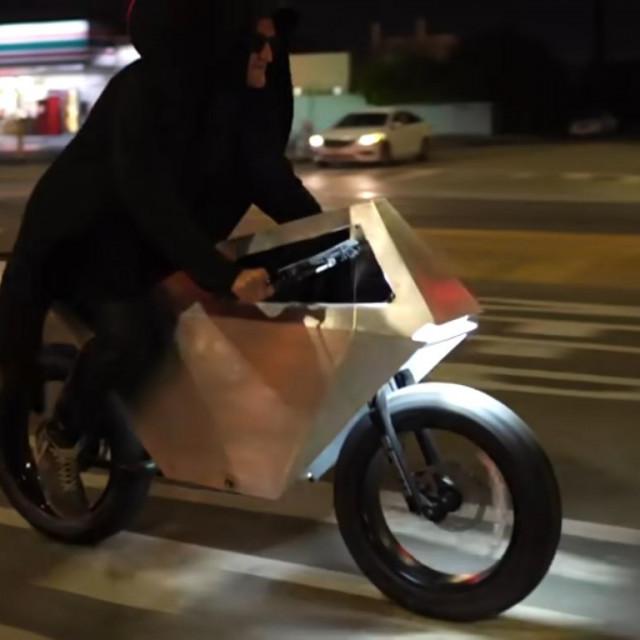 Cyberbike 1