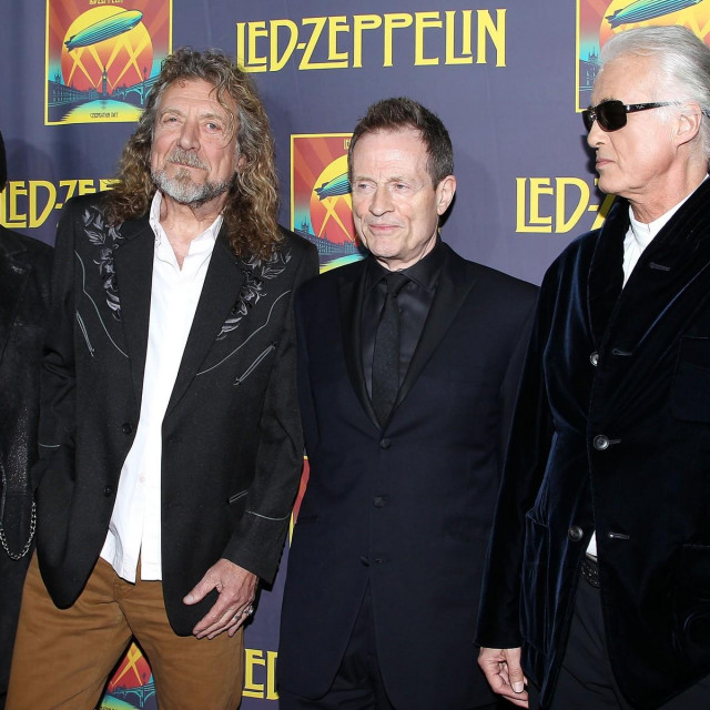 Članovi grupe Led Zeppelin