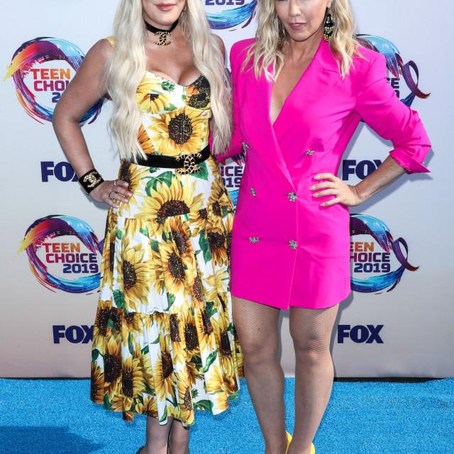 Tori Spelling i Jennine Garth prijateljice su 30 godina