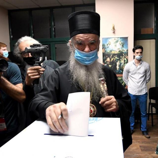 Mitropolit SPC-a u Crnoj Gori Amfilohije Radović