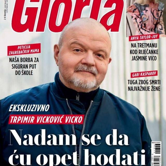 Gloria novi broj