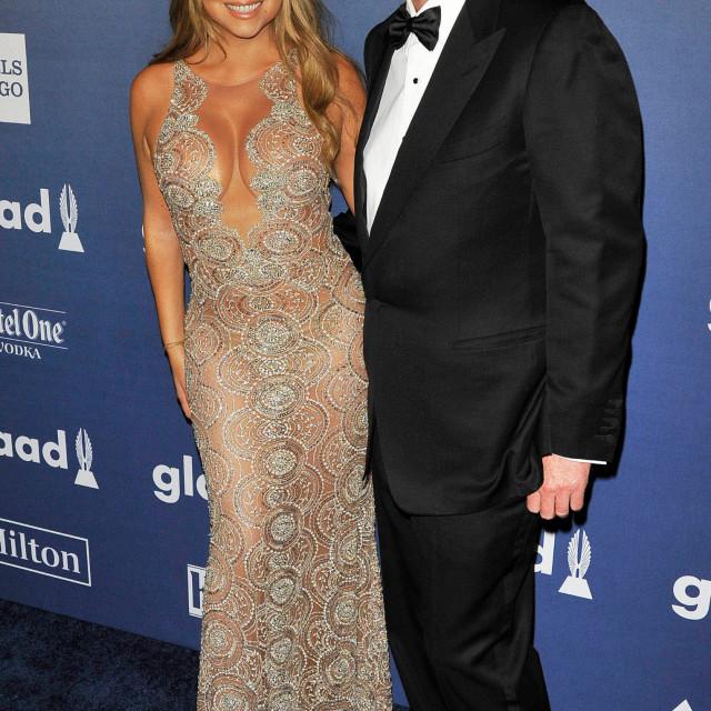 Mariah i James na dodjeli nagrada GLAAD 2016. godine
