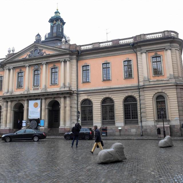Švedska akademija u Stockholmu