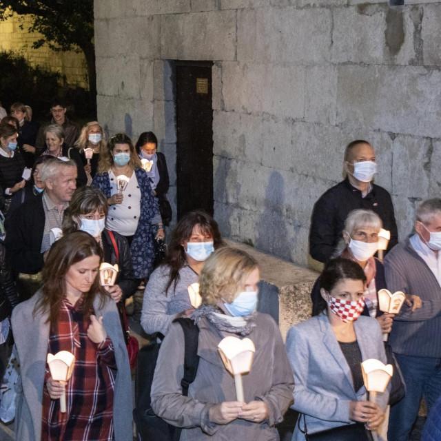 procesija u Splitu