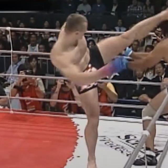Mirko Filipović vs. Alberto Del Rio
