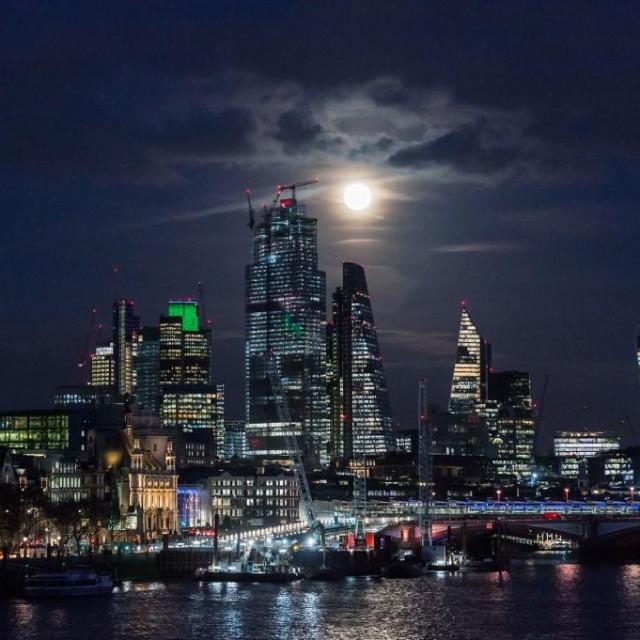 London, panorama