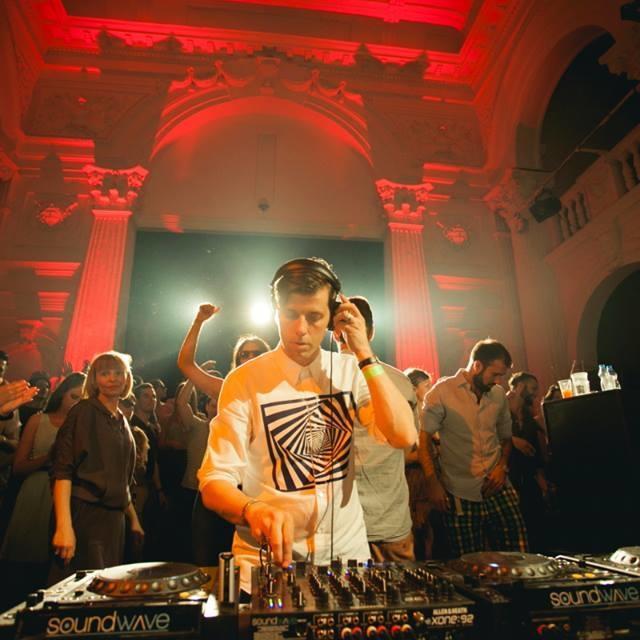 DJ Dixon na Stereotipu