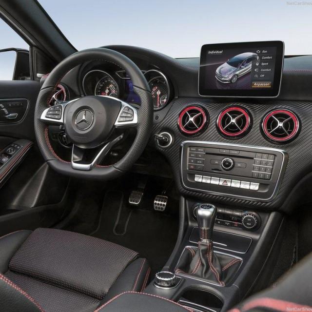 Mercedes A-klasa