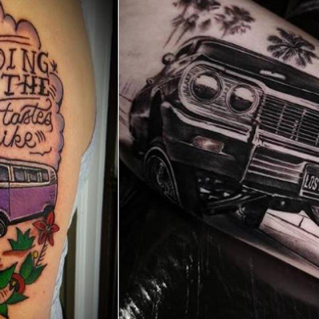 Instagram tetovaže