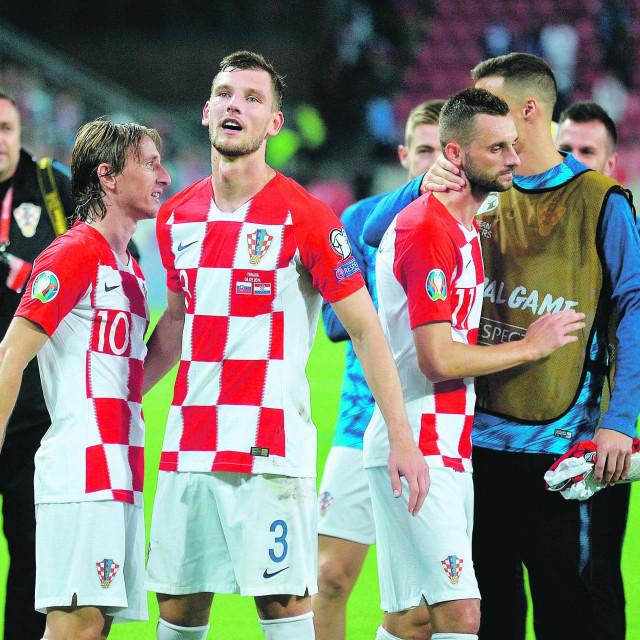Modrić, Barišić i Brozović vraćaju se u prvih 11