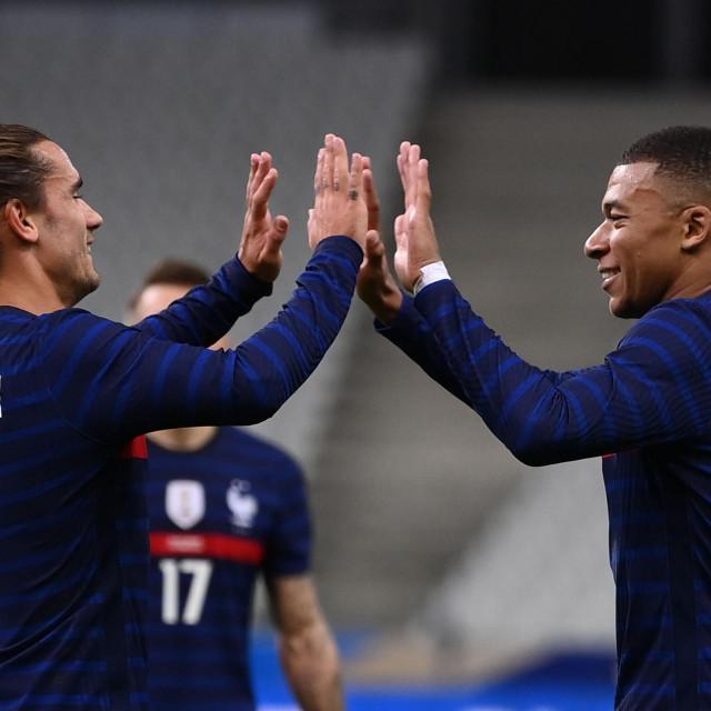 "Kylian Mbappe i Antoine Griezmann maksimalno su ""nabrijani"""