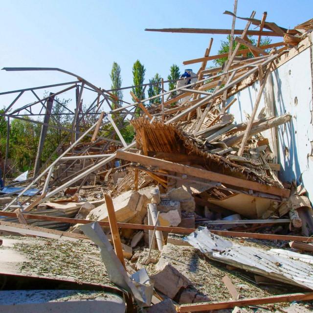 Sukob uNagorno Karabahu