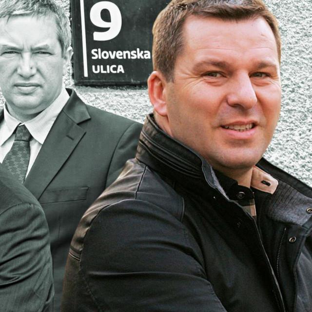 Radimir Čačić,Dragan Kovačević, Damijan Krklec, Jadranka Kosor