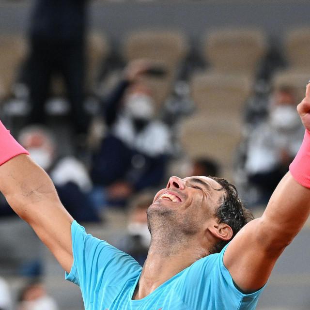 Rafael Nadal slavi još jedan Grand Slam naslov