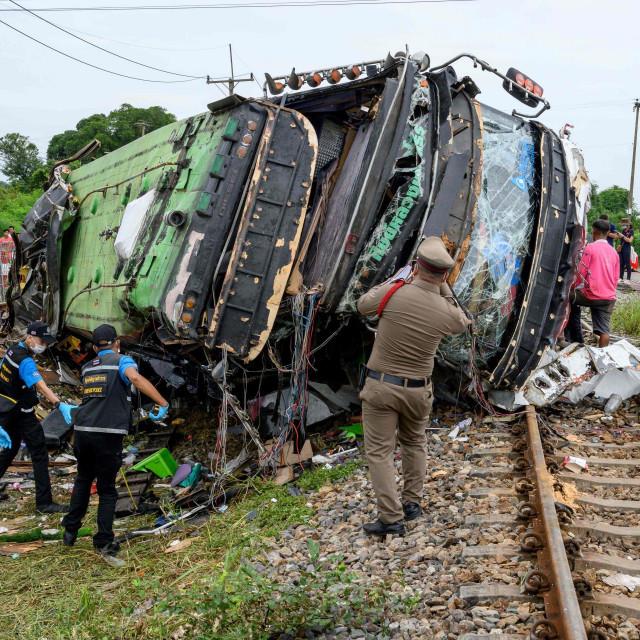 Nesreća na Tajlandu