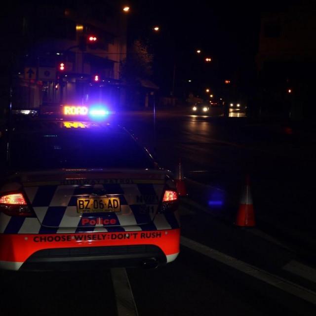 Australska policija