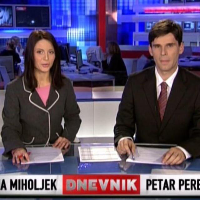 Marija Miholjek i Petar Pereža