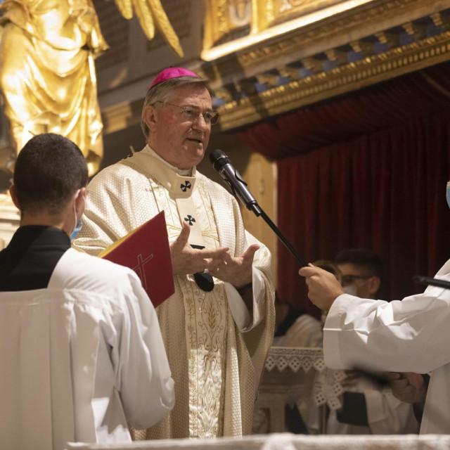 Nadbiskup Marin Barišić