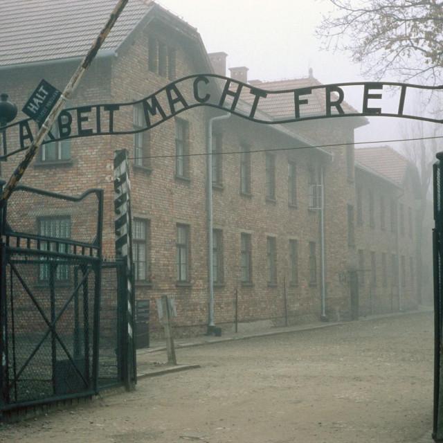 Logor smrti Auschwitz-Birkenau