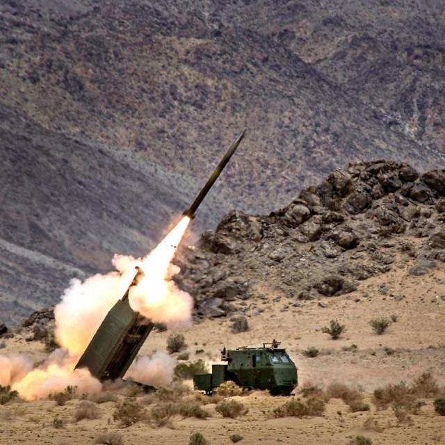 Raketni sustav HIMARS