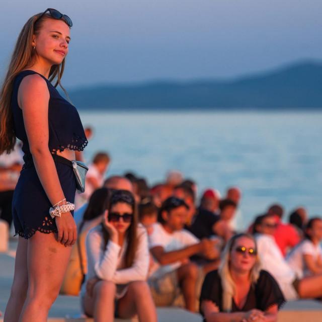 Zadarski zalazak sunca... hoće li u njemu sljedećeg ljeta uživati i turisti, na radost domaćih