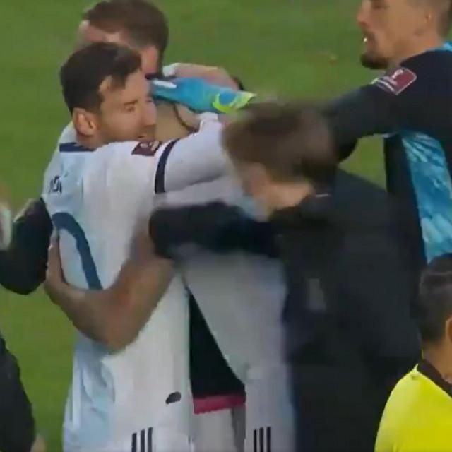 Ratoborni Messi
