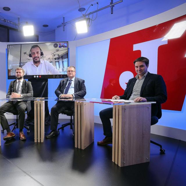 Davor Tomašković, Silvio Kutić, Tomislav Ćorić, Bernard Gršić, Marko Biočina