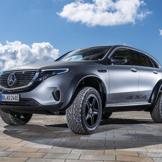 Mercedes koncept