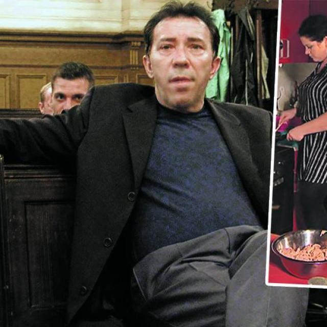 Josip Lončarić na suđenju