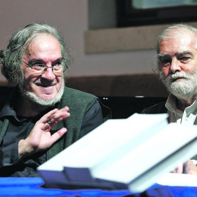 Luko Paljetak i Tonko Maroević