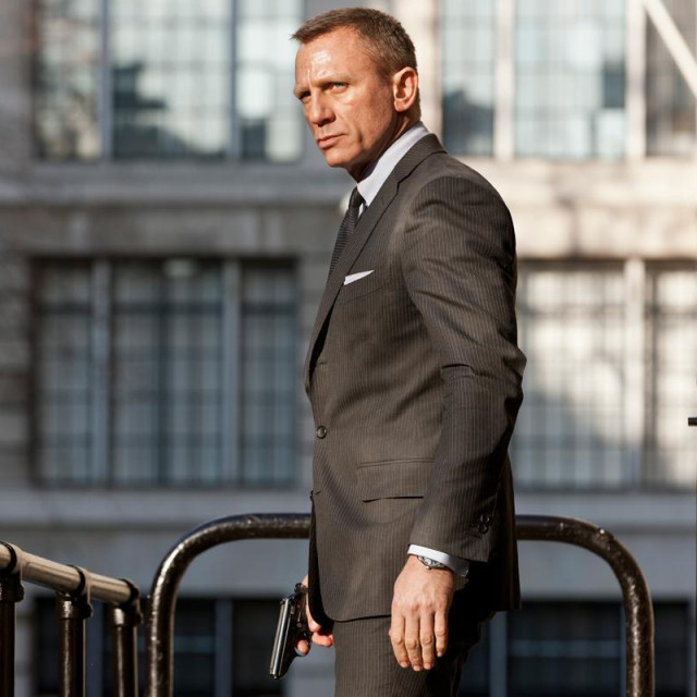 Daniel Craig kao James Bond
