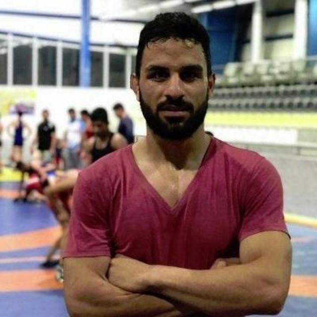 <strong>Navid Afkari</strong>