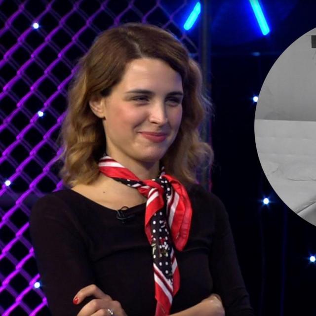 Doris Pinčić i Boris Rogoznica u 'Superparu'