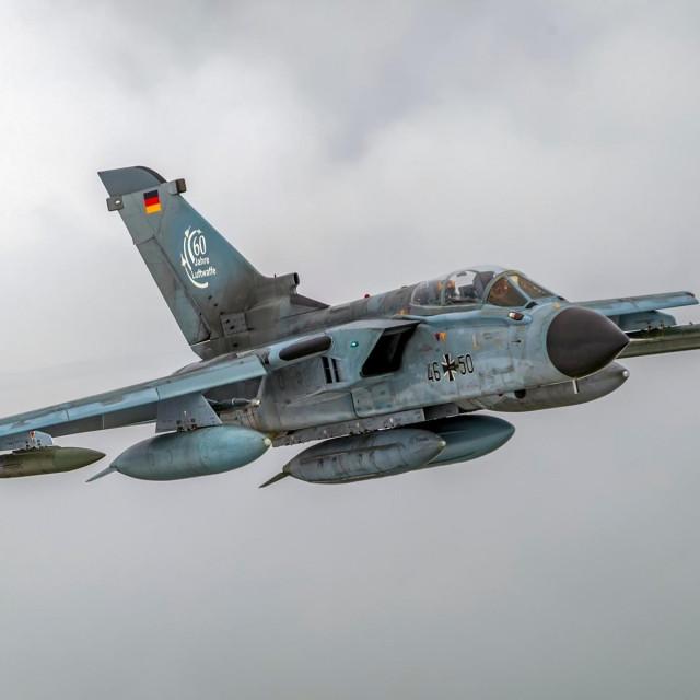 Panavia Tornado koju koristi Luftwaffe