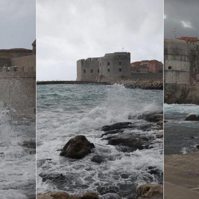 Jugo u Dubrovniku