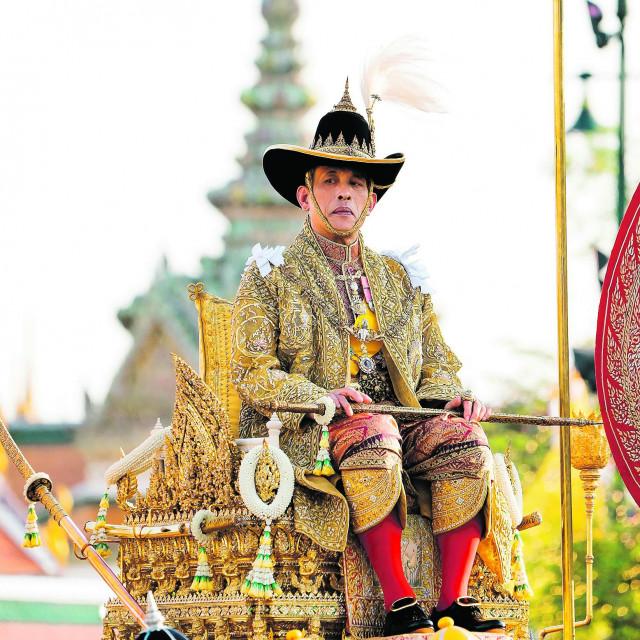 <strong>Kralj Maha Vajiralongkorn Bodindradebayavarangkun</strong>