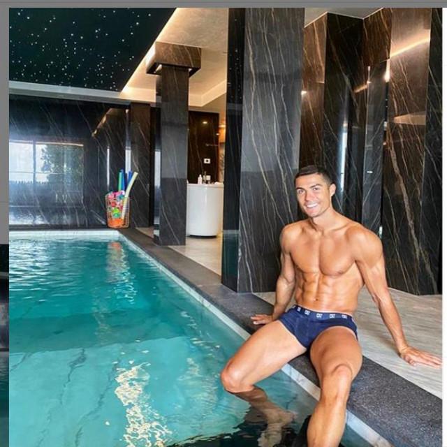 Ronaldo bazen