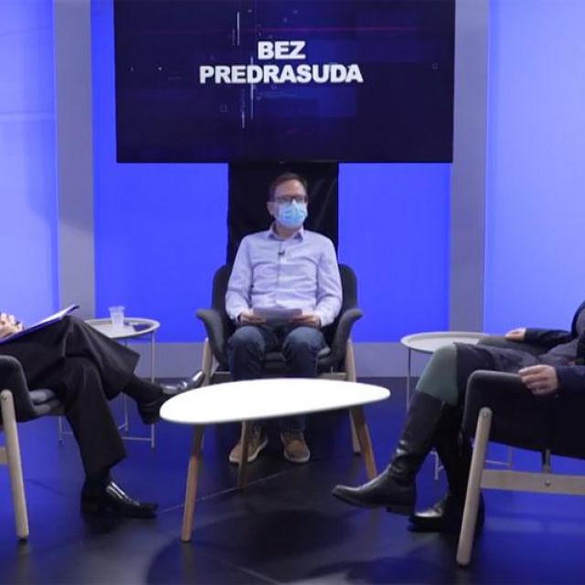Robert Popović, Marko Špoljar i Sandra Benčić