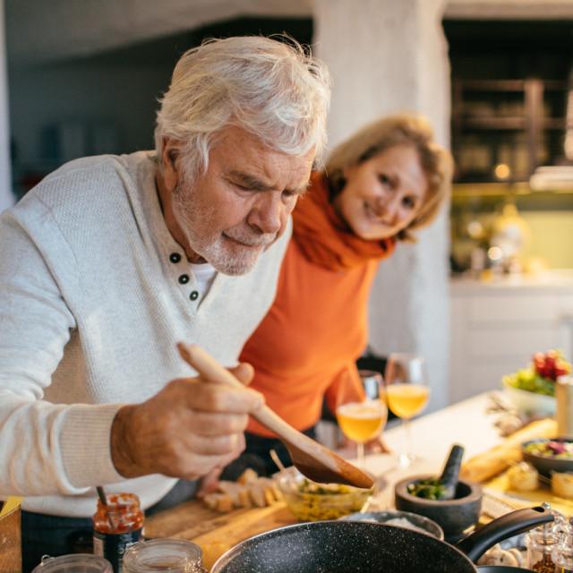 Prehrana i tlak u bliskoj su vezi