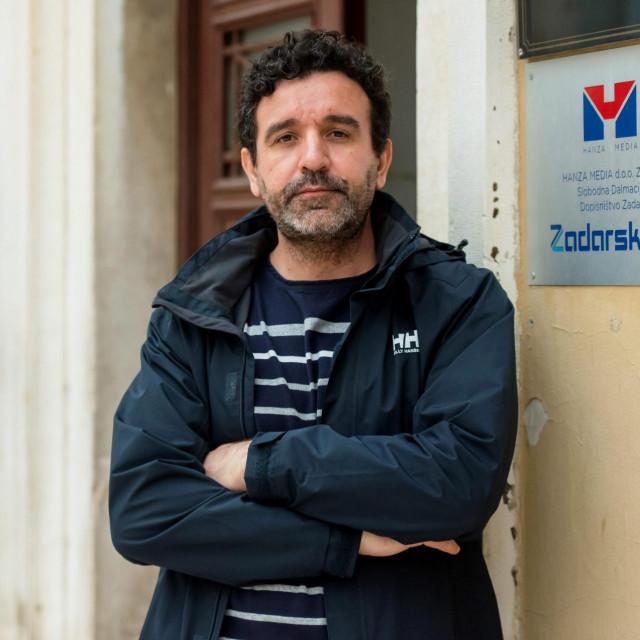 Ivica Nevešćanin, naš novinar i urednik koji je osjetio sve čari hrvatskog pravosuđa na svojoj koži<br />