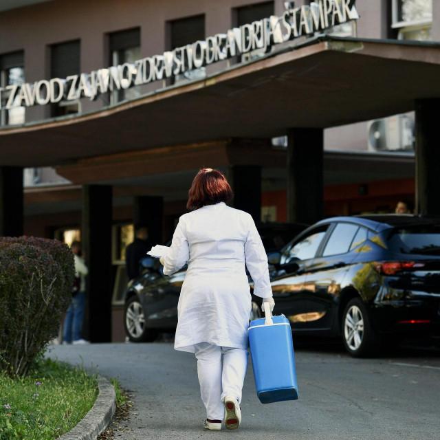 Zavod za javno zdravstvo dr. Andrija Štampar u Zagrebu
