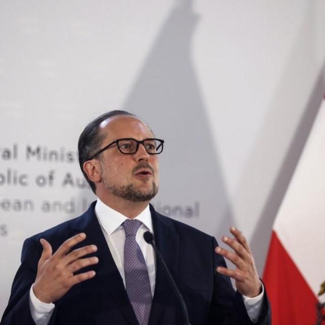 Ministar Alexander Schallenberg