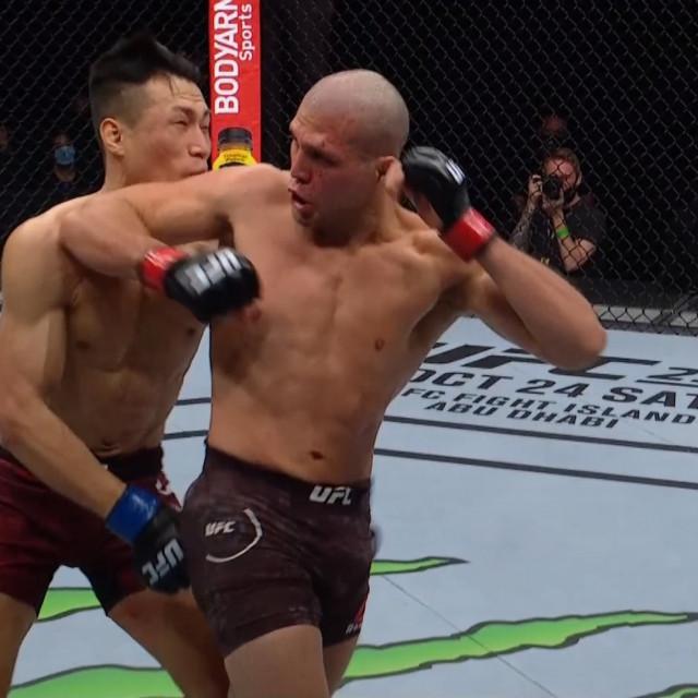 Chan Sung Jung vs. Brian Ortega