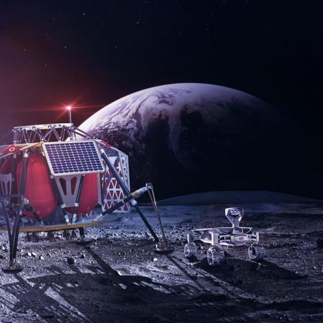 Mjesec će dobiti prvi 4G komunikacijski sustavu svemiru