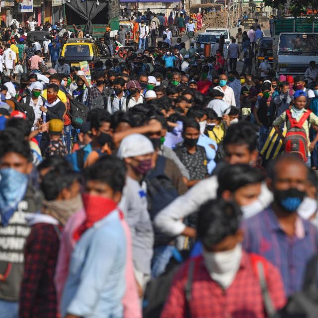 Mumbai u svibnju ove godine
